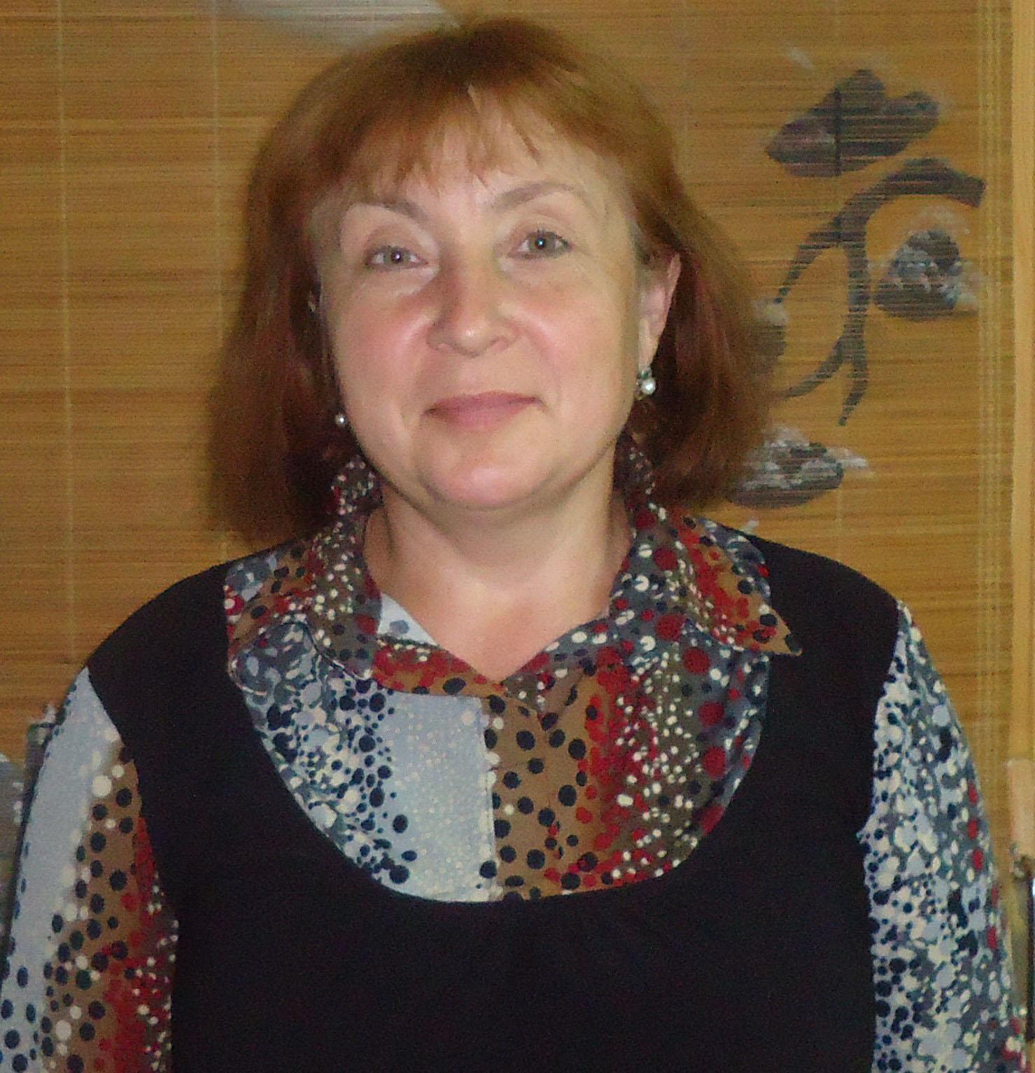 Колыбелкина Тамара Александровна.