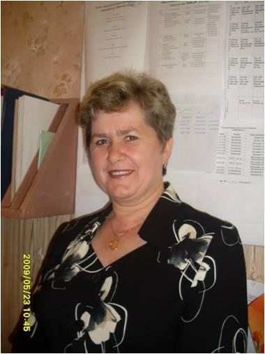 Зубкова Татьяна Михайловна - учитель математики, классный руководитель 6 класса.
